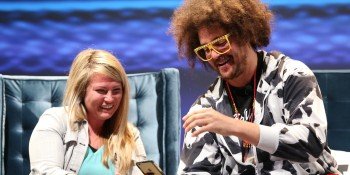 Watch LMFAO star Redfoo explain why he wants you to chat his bot
