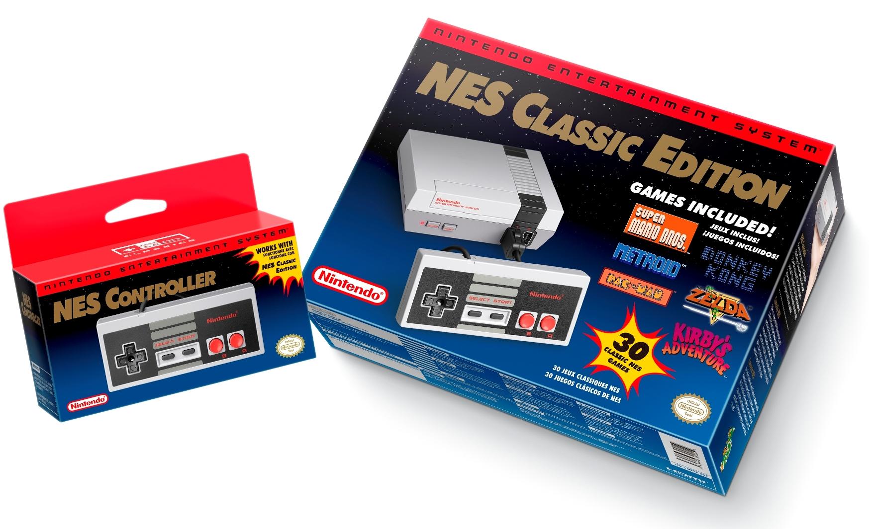 NES: Classic Edition