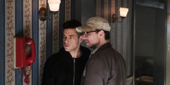 'Mr. Robot' Season 2 premiere debuted on Twitter and Facebook, but only for a short time