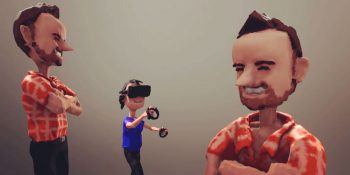 Oculus's Brian Sharp digs into Medium virtual reality sculpting