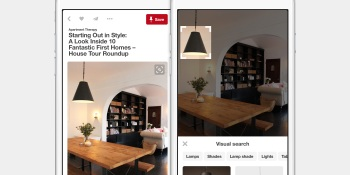 Visual search products like Google Lens could revolutionize online shopping