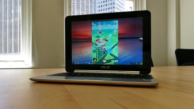You can play Pokémon Go on a Chromebook | VentureBeat