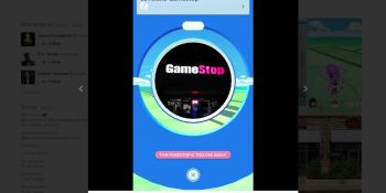 Pokémon Go causes GameStop sales to jump 100% in some stores