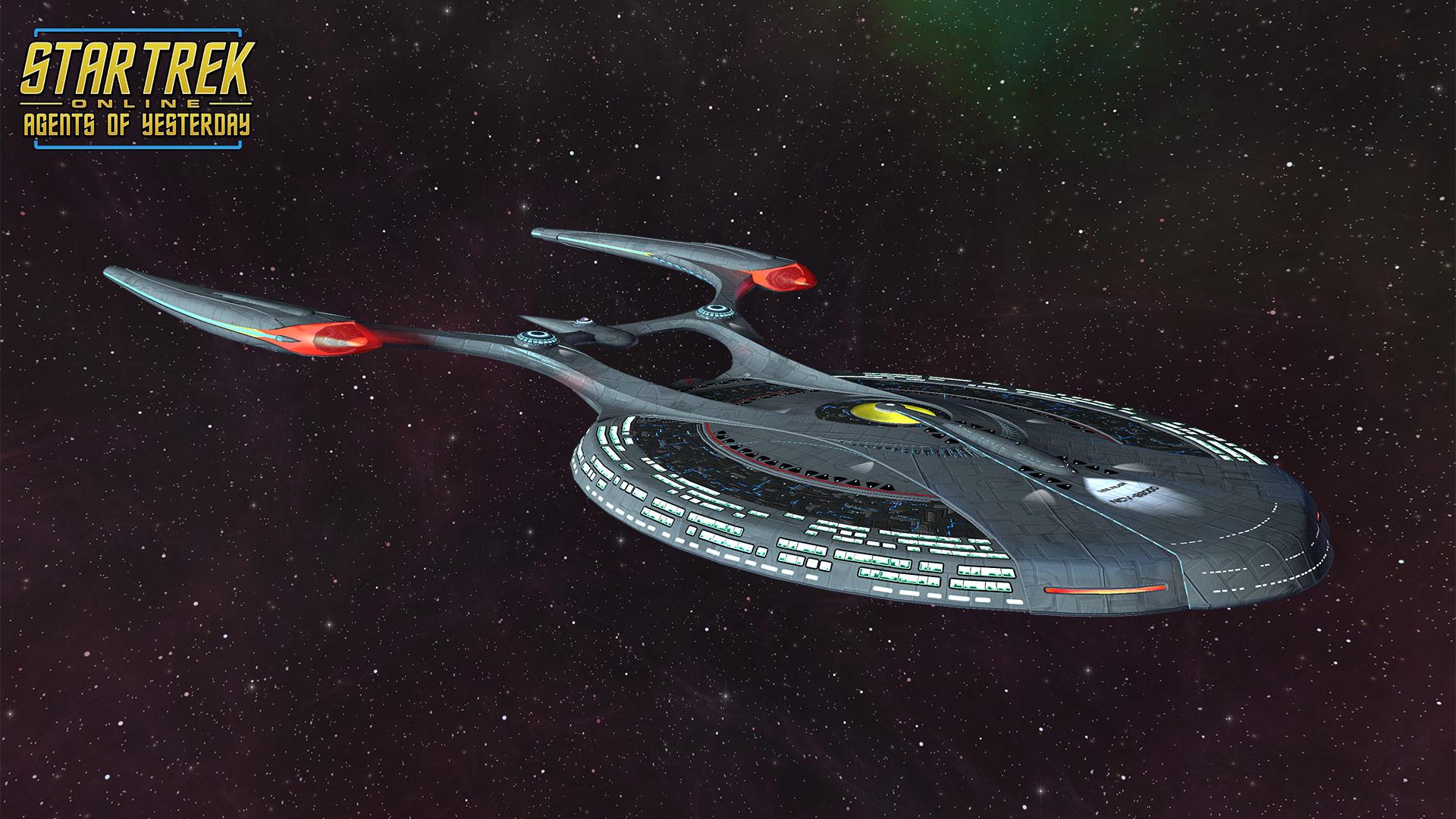 Temporal Battlecruiser Paladin Class.
