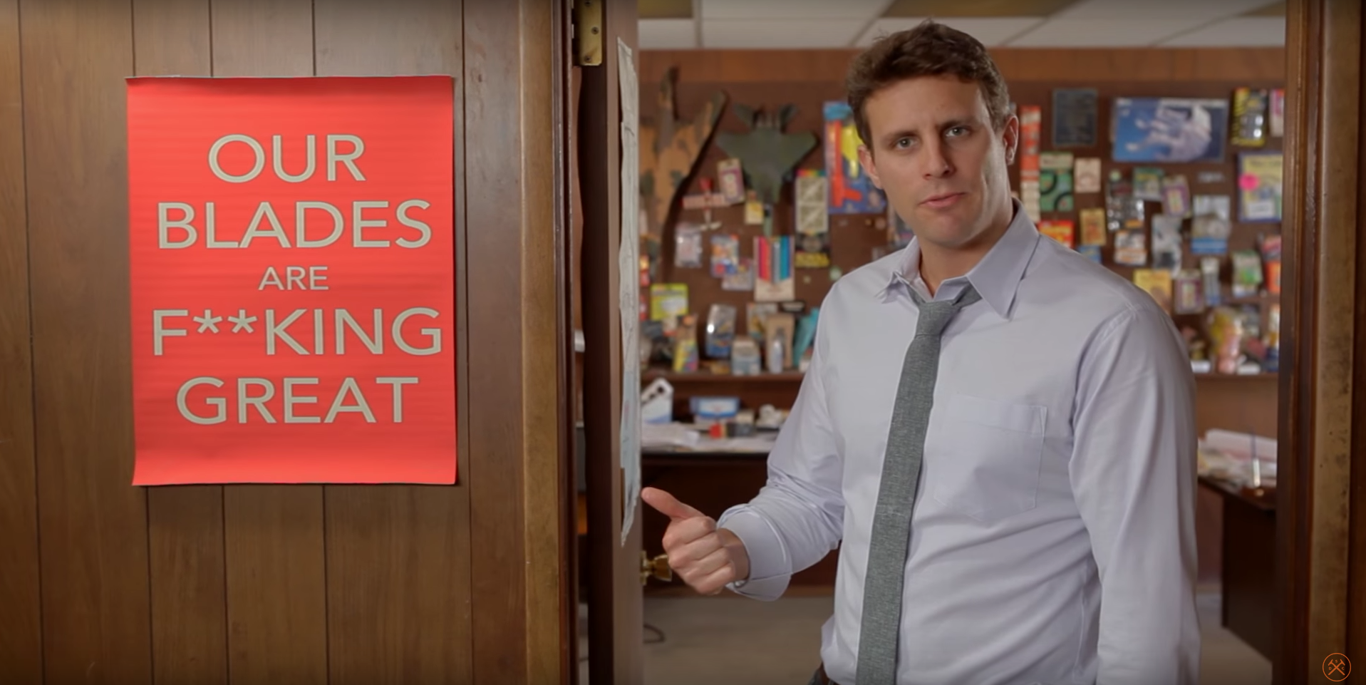 Unilever buys on-demand toiletry service Dollar Shave Club for reportedly   1 billion 6b800fceb8d