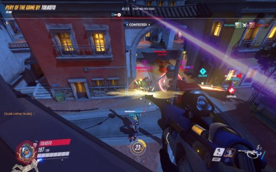 Overwatch servers slammed after release of new character Ana