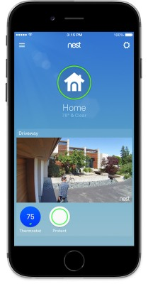 Nest's redesigned app features a tool called Spaces giving you greater control over all your Nest devices.
