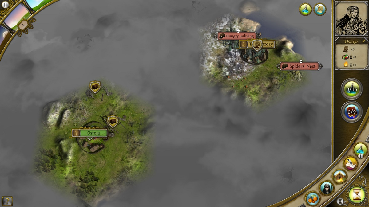 Thea: The Awakening is MuHa's strategy-RPG-survival mix.