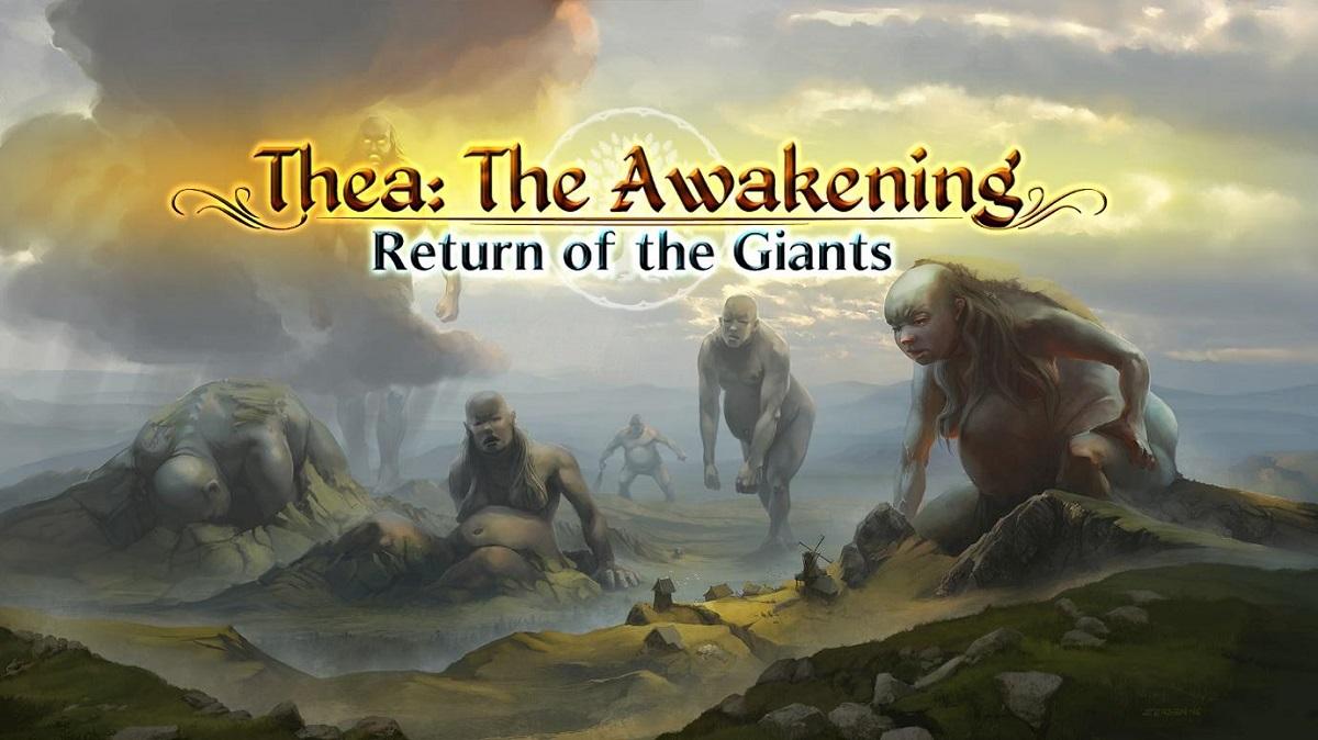 Giants is Thea: The Awakening's free DLC.