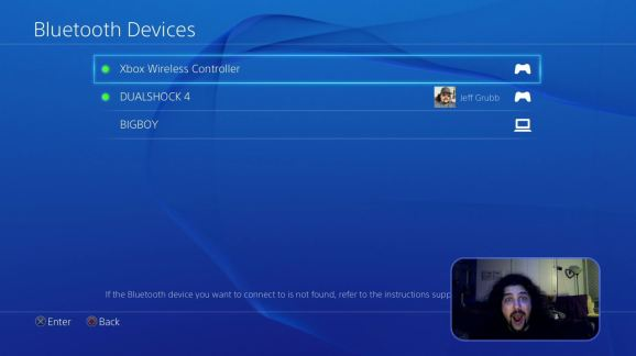 Ps3 Controller Android >> You can connect the Xbox One S controller to a PlayStation 4 (but that's it) | VentureBeat