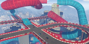 Grand Theft Auto Online next update adds more crazy races