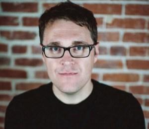 Adam Orth, founder of Three One Zero, maker of VR games.