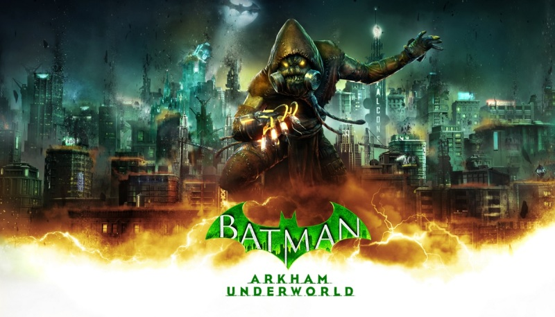 Batman Arkham Underworld is a new mobile game.