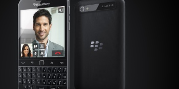 BlackBerry may shutter its handset business today if CEO keeps promise he made last year