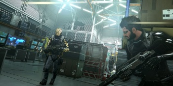 A closer hands-on look at the oppressive atmosphere of Deus Ex: Mankind Divided