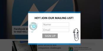 Marketers: Email prompts are trendy but dangerous