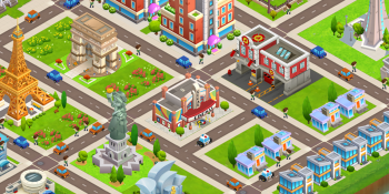Dream City: Metropolis is the latest urban-planning sim from Storm8