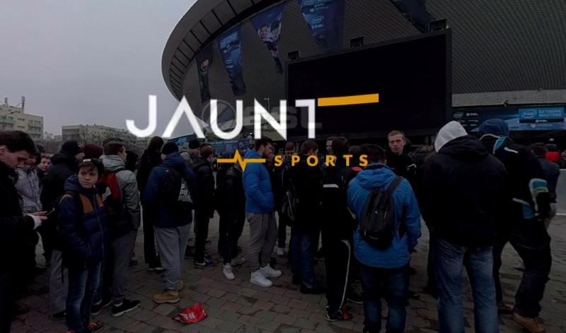 Jaunt Sports is making documentaries in VR about ESL esports events.