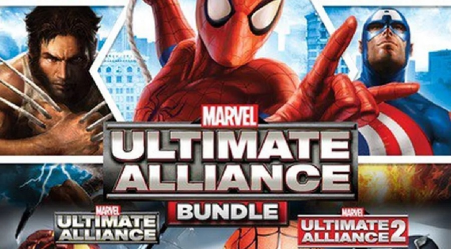 Marvel Ultimate Alliance games hit the consoles and PC next week