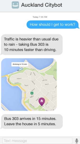 MZ's RTplatform can tell New Zealanders what traffic is like in real-time.