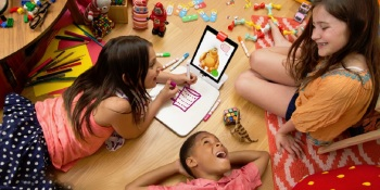 Osmo Monster lets kids interact with cartoon characters on iPad