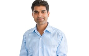 Pramod Sharma, CEO of Osmo.