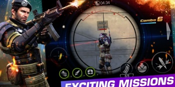 Glu Mobile launches Tencent's WeFire shooter as Rival Fire in the West