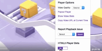 Twitch readies its long-awaited HTML5 video player