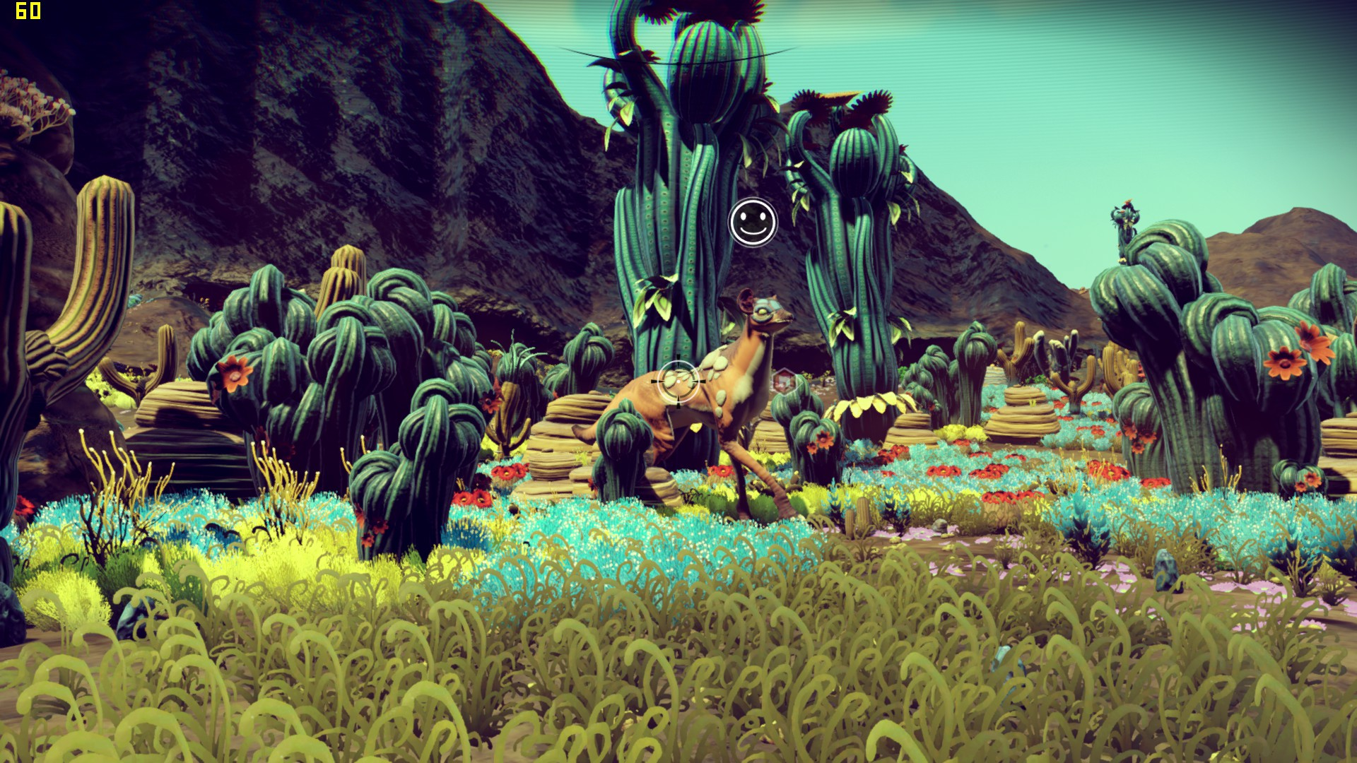 You will stumble across all kinds of planets in No Man's Sky.