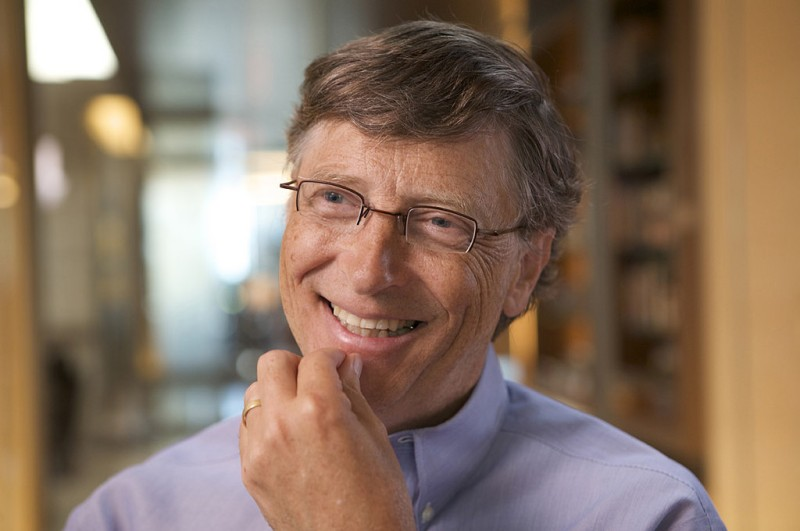 Bill Gates. Credit: OnInnovation