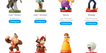 Gamers spent less on Nintendo's Amiibo and more on Lego Dimensions in July