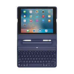 The Logitech Create keyboard case for the 9.7-inch iPad Pro.