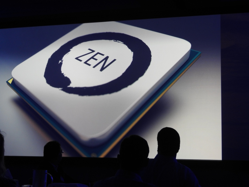 AMD's Zen processor debuts in late 2016.