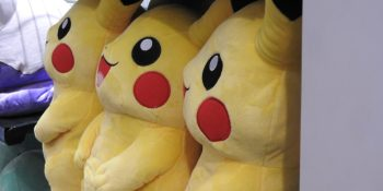 Pokémon Go searches on Google down tenfold from July peak