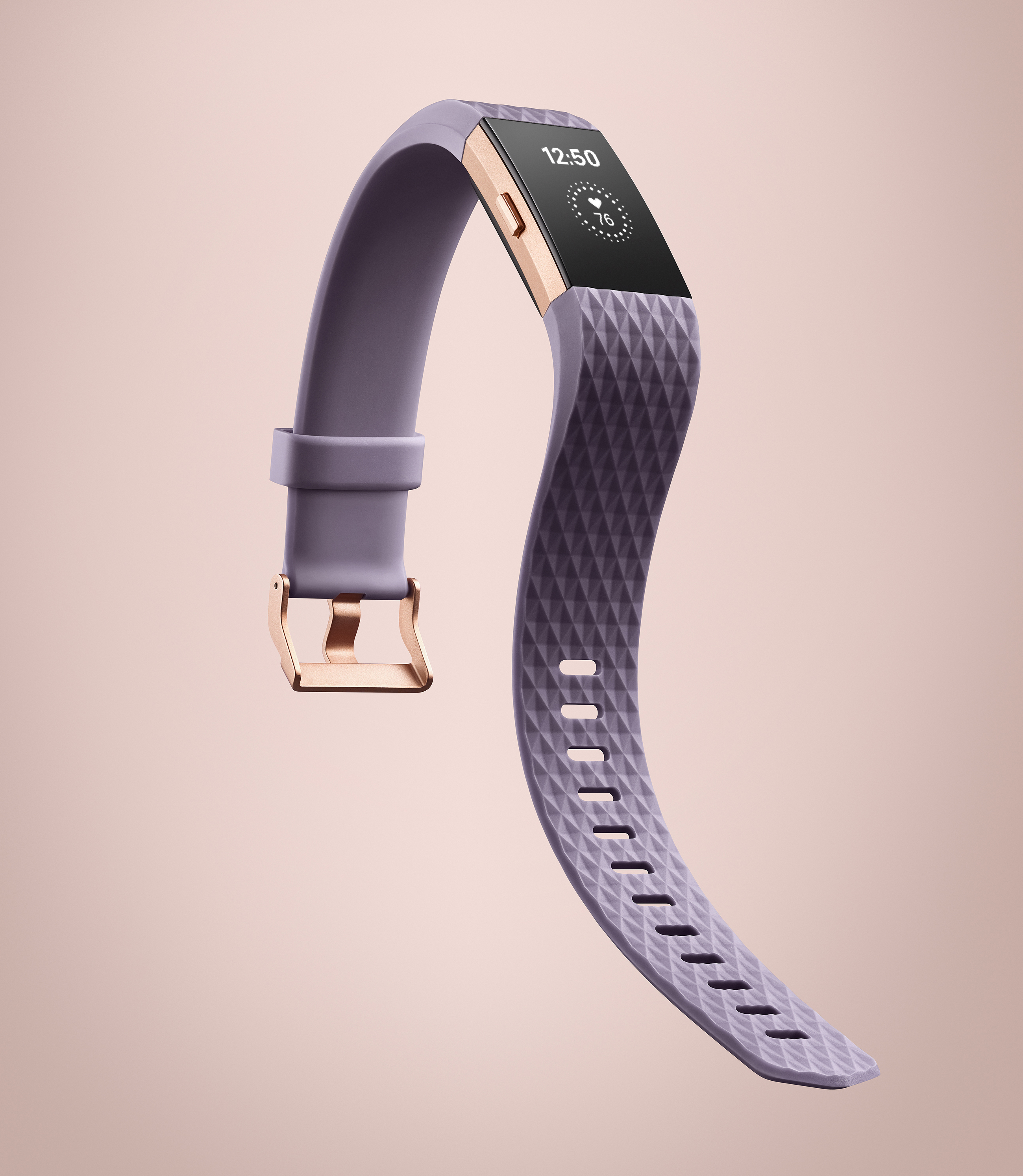 Fitbit Charge 2_SE Lavender_Rose Gold