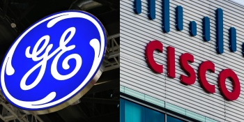 GE and Cisco face off over industrial IoT