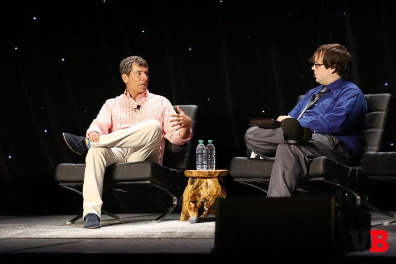 Lionsgate's Peter Levin at GamesBeat 2016.