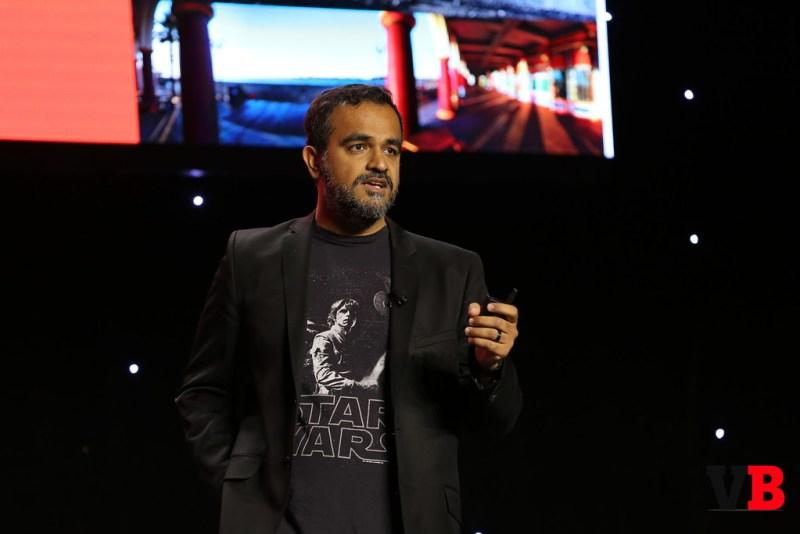 Google's Jamil Moledina at GamesBeat 2016.
