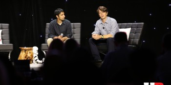 Pokémon Go boss John Hanke doesn't want people to stare at their phones either