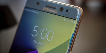 Samsung Galaxy Note7 devices are banned from all U.S. flights starting October 15 (updated)