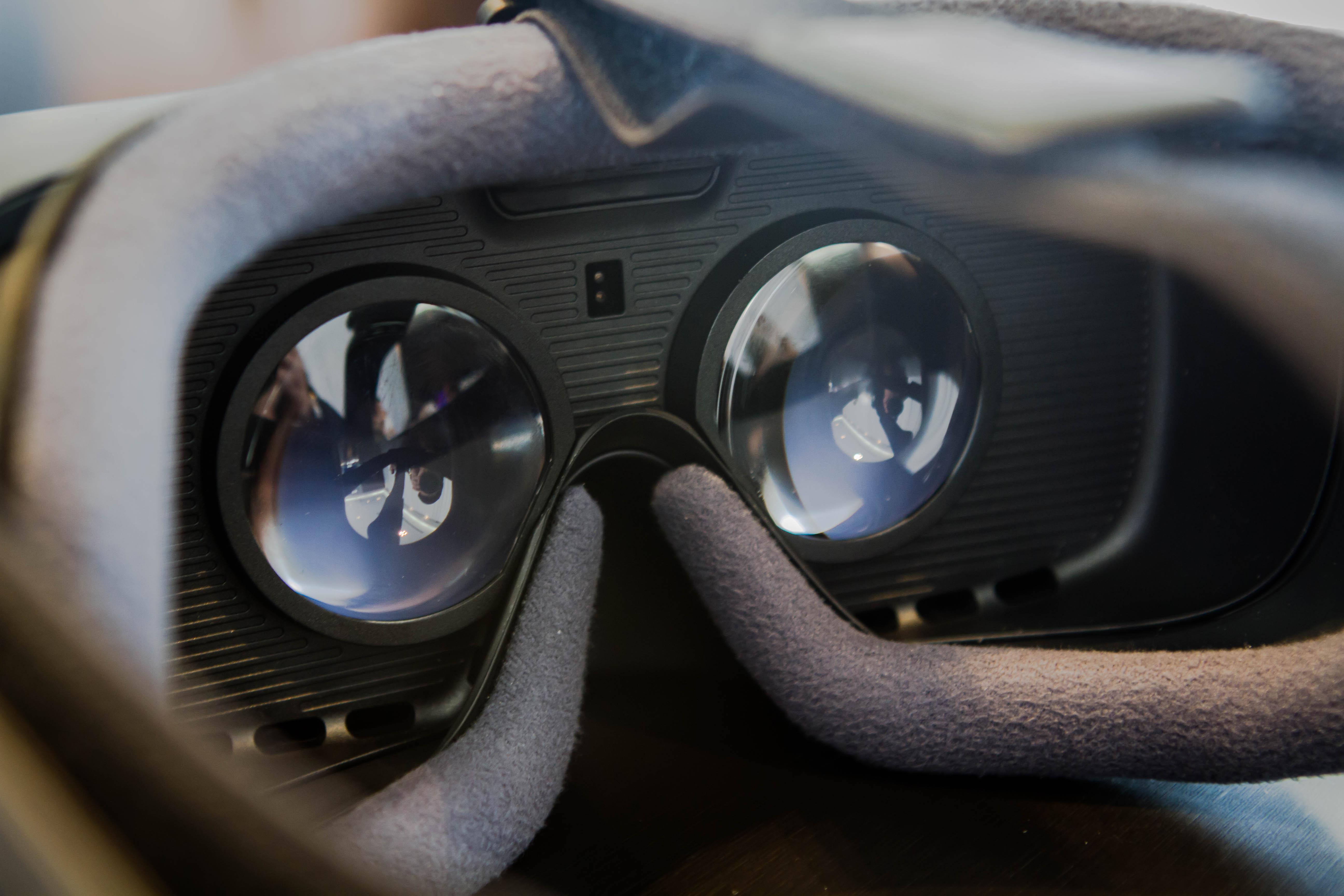 Samsung Gear VR interior (4th generation)