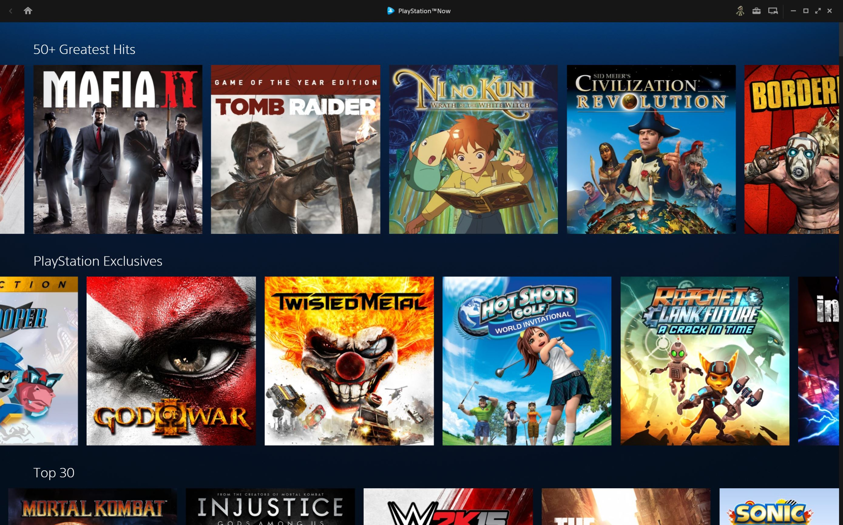 PlayStation Now, welcome to 2014: PS4 games coming to Sony's streaming library | VentureBeat