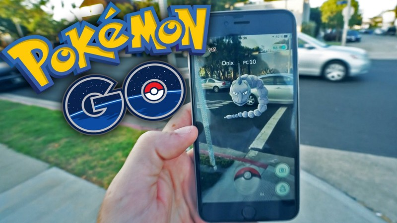 Pokemon Go is leading the conversation about VR/AR.