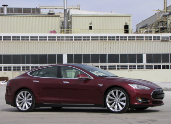 Tesla Has Become A 39 Driving Force 39 In San Francisco Area
