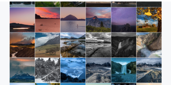 500px launches way to search for photos by colors or designs