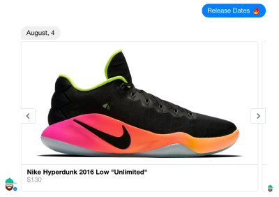Taking Steps Toward Beating Bots, Nike Introduces SNKRS App