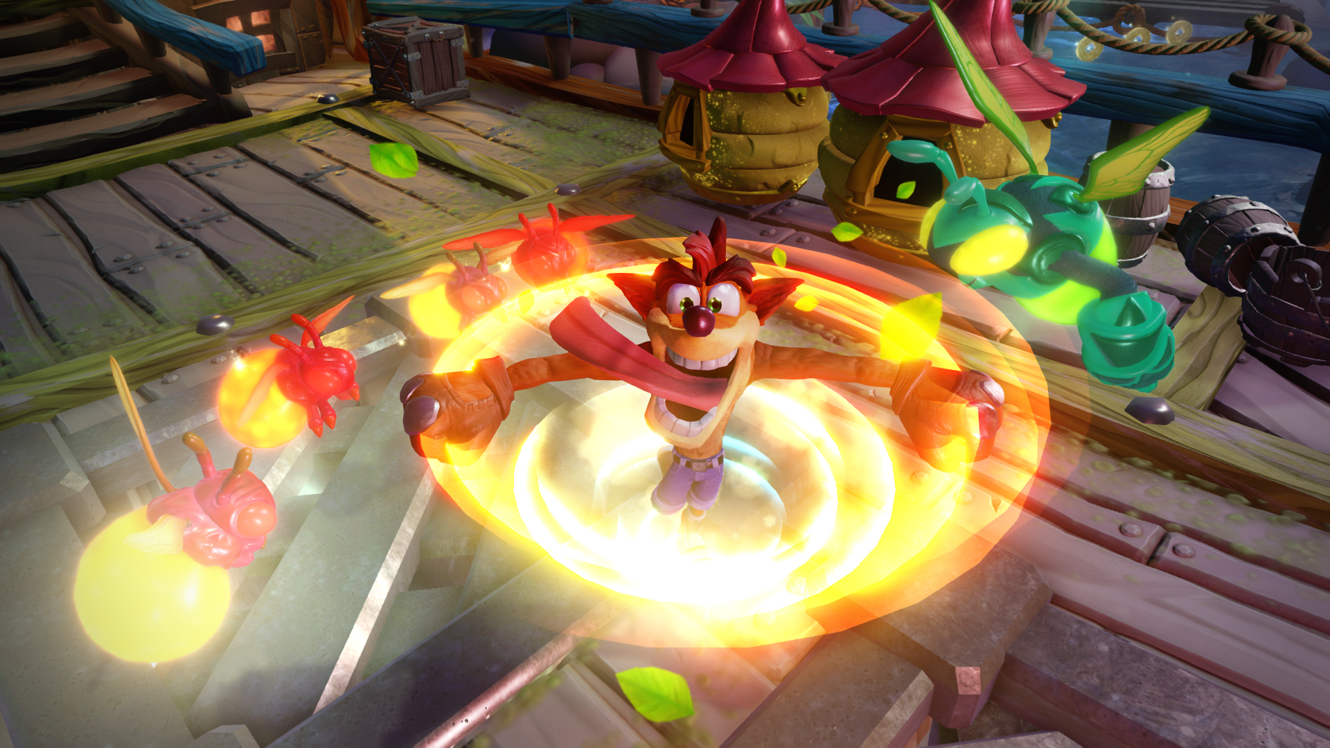 Crash Bandicoot is playable in the upcoming Skylanders Imaginators.