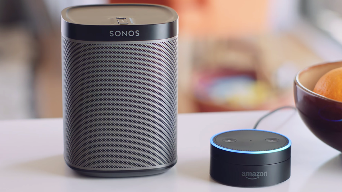 how amazon 39 s alexa will work with sonos venturebeat. Black Bedroom Furniture Sets. Home Design Ideas