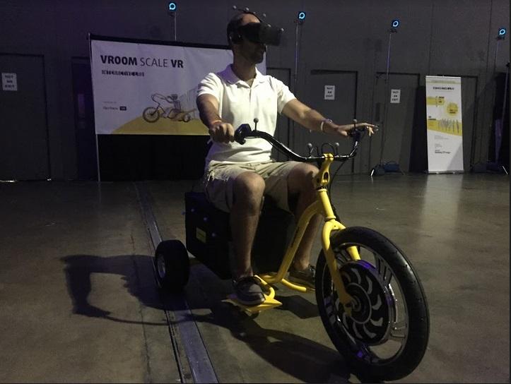 VR Trike
