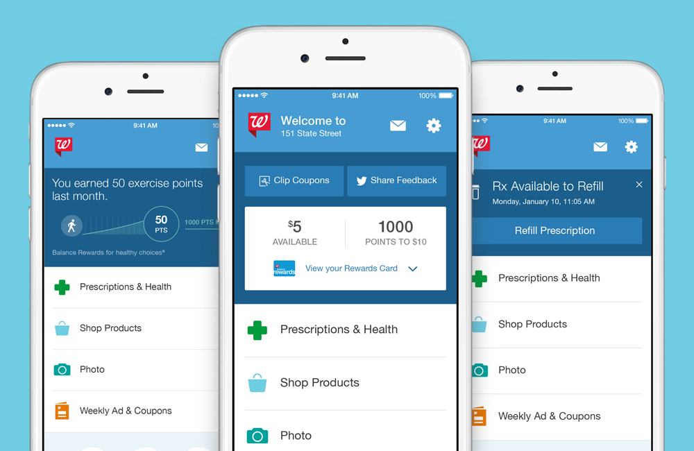 Beyond prescriptions: How Walgreens keeps its app on the